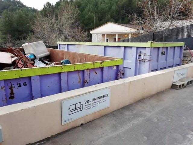 El Govern lanza la convocotaria de gestión de residuos 2019-2020 con un presupuesto de 1,4 millones