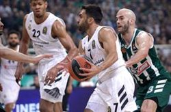 El Reial Madrid es classifica per a la seva tercera Final Four consecutiva (GETTY/EUROLEAGUE)