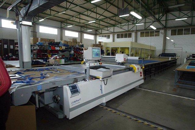 Fábrica textil
