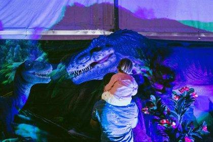 Toledo acogerá desde este sábado la muestra 'Dinosaurs Tour'