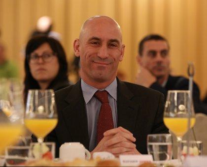 """Rubiales reconoce que la Supercopa en Arabia Saudí es """"una opción"""""""