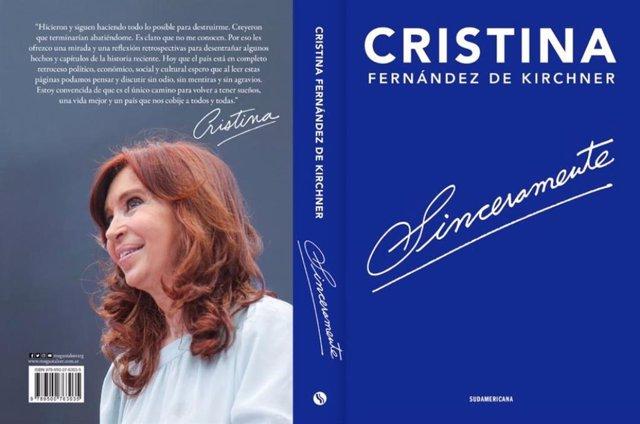 ¿Conoces Todos Los Detalles Del Último Libro De Cristina Fernández De Kirchner?