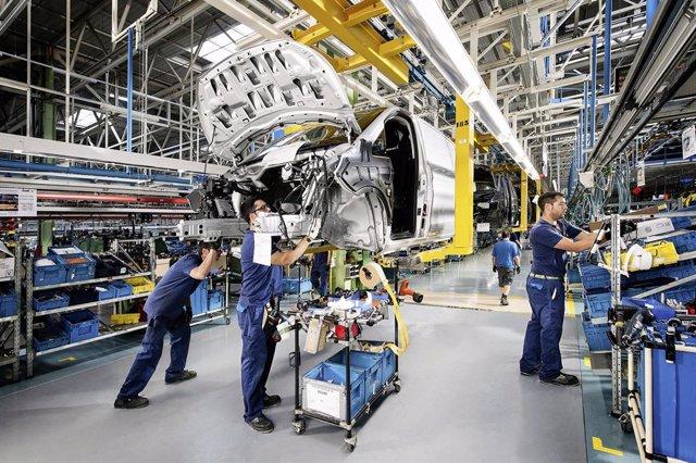 El sector vasco de automoción factura 19.311 millones en 2018, un 5% más, y prevé crecer un 5% en 2019