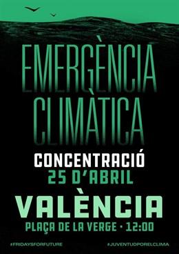 """Fridays for Future saldrá a la calle este jueves para """"presionar contra el cambio climático"""" antes de las elecciones"""
