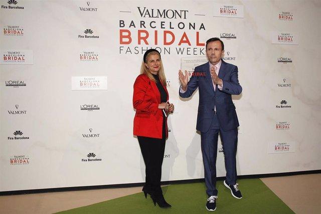 Fira.- Valmont Barcelona Bridal Fashion Week homenajea al periodista Jesús María Montes