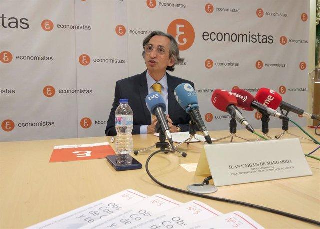 """De Margarida ve muy preocupante la recesión y advierte de que las empresas de CyL se """"olvidan"""" del esfuerzo exportador"""