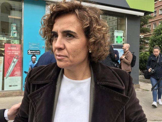 """28A.-Monserrat (PP) Dice Que Sánchez Es """"El Peor Presidente"""" Y Que, Con """"El Frente Popular"""", Quiere """"Liderar El Fracaso"""""""