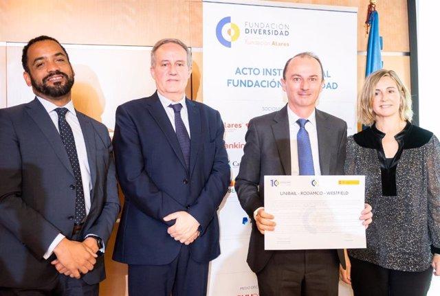 Unibail-Rodamco-Westfield se une al Charter de la Diversidad para apoyar la igualdad y la inclusión