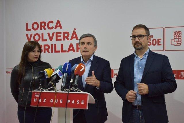 """28A.- Saura: """"No Nos Engañemos La Partida Se Juega Entre El PSOE Y El Tripartito De Derechas, Liderado Por VOX"""""""