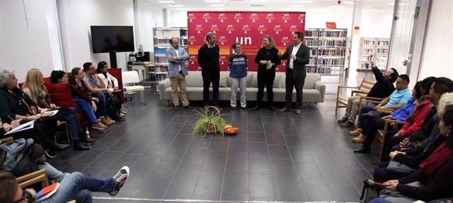 Huelva.- La sede de la UNIA en La Rábida acoge el curso 'Proyectos para la Transición: Diseño y herramientas'