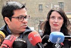 Gerardo Pisarello (ECP) contrasta el to de Pablo Iglesias en els debats amb les