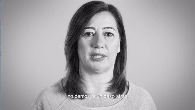 28A.- El PSIB Llança La Campanya 'Estem Molt A prop' A Cinc Dies De les Eleccions Generals