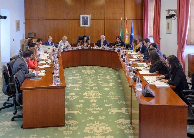 Parlamento debate la próxima semana la toma en consideración de la reforma del Estatuto para suprimir los aforamientos
