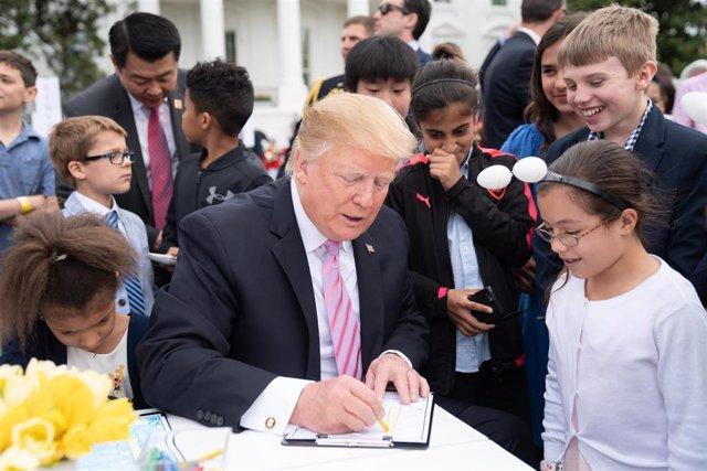 2019 White House Easter Egg Roll
