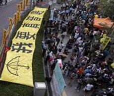 Condemnats a 16 mesos de presó els principals líders del moviment Occupy Central de Hong Kong (BOBBY YIP / REUTERS - Archivo)