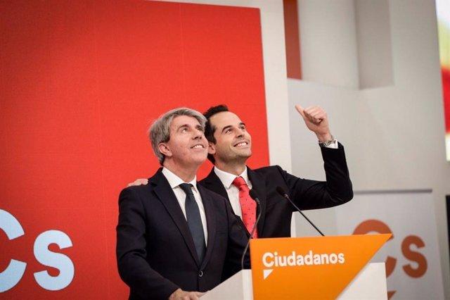 Ciudadanos suma a Garrido a su lista de 'fichajes': al menos tres de PP, tres de PSOE y todo UPyD