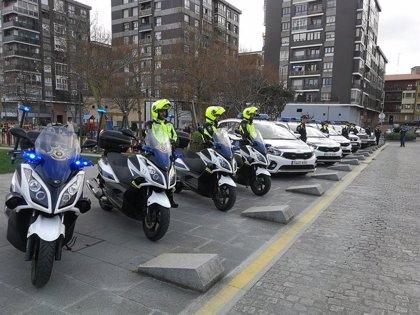 """Barakaldo incorporará """"de manera inmediata"""" 15 nuevos agentes a la Policía Municipal"""