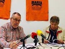 La Marea Pensionista demana que el futur Govern espanyol defensi les pensions públiques (EUROPA PRESS CATALUNYA)