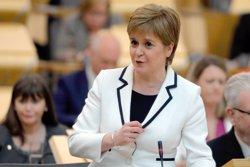 Sturgeon proposa un referèndum a Escòcia abans de les eleccions del 2021 (Andrew Cowan/Scottish Parliament / DPA)