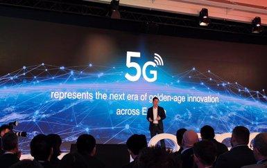 "Oppo presenta a Zuric el primer ""smartphone"" 5G del mercat europeu (EUROPA PRESS)"