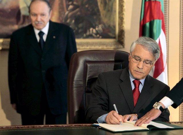 Argelia.- Argelia abre una investigación por presunta corrupción contra el exministro de Energía Chakib Jelil