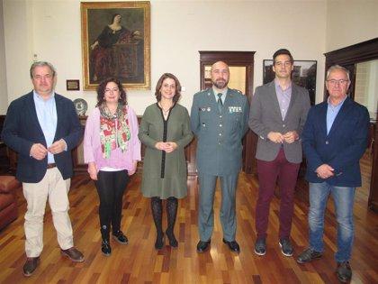 El Ayuntamiento de Teruel concederá la Medalla de Oro de la Ciudad a la Guardia Civil