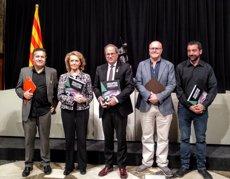 """Torra augura que la nova 'Enciclopèdia Castellera' es convertirà en una obra de referència"""" (EUROPA PRESS)"""