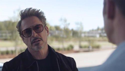 Iron Man en Vengadores: Endgame