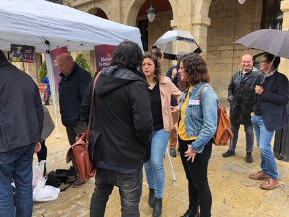 Castañón (Unidas Podemos) defiende la intervención pública en Alcoa para cumplir la Constitución