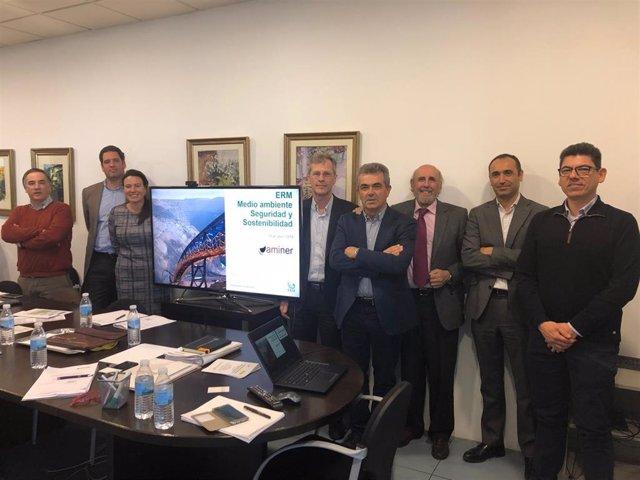 Huelva.- ERM se une a Aminer e impulsa la sostenibilidad en el sector minero andaluz