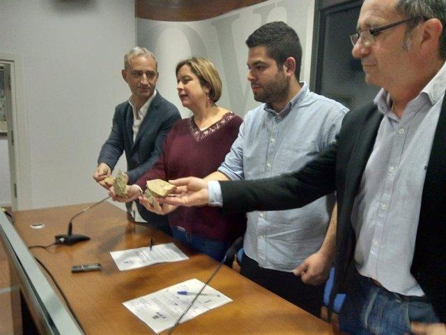 El Ayuntamiento de Oviedo afirma haber encontrado piezas de población neardental cuando limpiaba un bosque