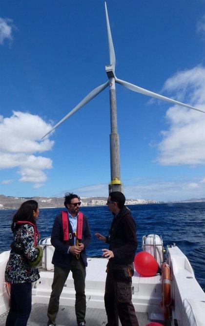 Mariscal (PP) pone a la Plataforma Oceánica de Canarias como ejemplo de lucha contra el cambio climático