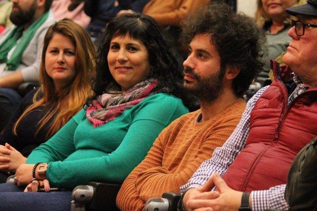 """Sevilla.- 28A.- Adelante llama a """"concentrar"""" en Unidas Podemos el voto en favor del """"cambio"""""""