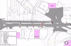 La Diputació de Barcelona reforça la seguretat dels vianants a La Gleva (Masies de Voltregà) (DIPUTACIÓN DE BARCELONA)