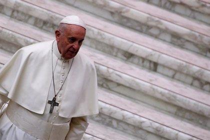 """El papa destaca el """"perdón gratuito"""" y dice que """"no todo se resuelve con la justicia"""" sino también con """"amor"""""""
