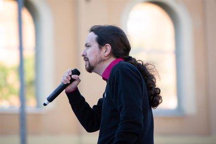 Pablo Iglesias celebrará este viernes actos de campaña en Valladolid y León