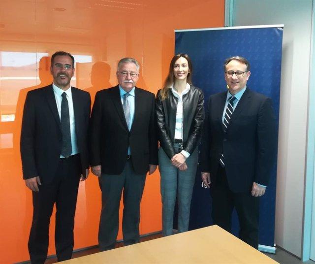 Caja de Ingenieros e ISBA firman un acuerdo para impulsar el desarrollo de las pymes de Baleares