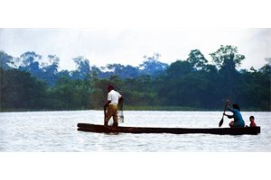 Los humanos se asentaron en la Amazonía hace 10.000 años y no 2.500