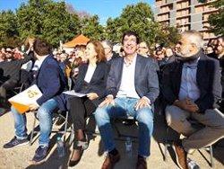 Juan Marín crida a traslladar la victòria electoral d'Andalusia a tota Espanya (EUROPA PRESS)