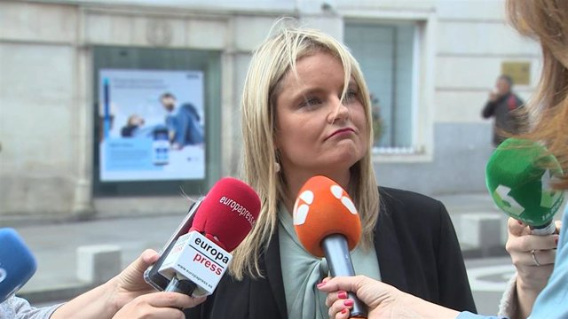 Marimar Blanco declara sobre el comunicado de ETA