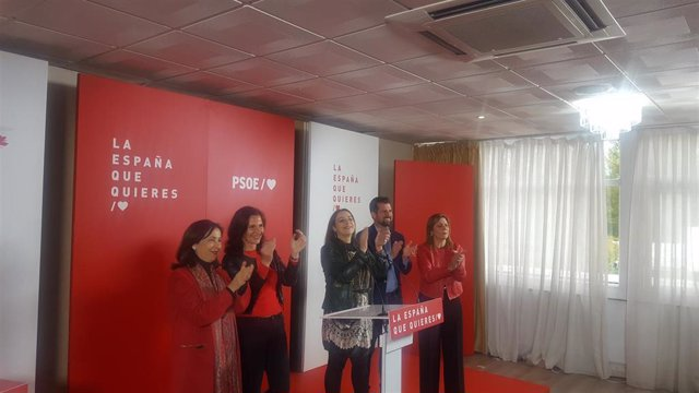 """28A.- Margarita Robles Señala Que Si España """"No Quiere Retroceder Al Pasado"""" Con Las Derechas Tiene Que Apoyar Al PSOE"""