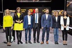 Álvarez de Toledo i Arrimadas demanen la dimissió a Sanchis en el debat que ell presenta (DAVID ZORRAKINO - EUROPA PRESS)