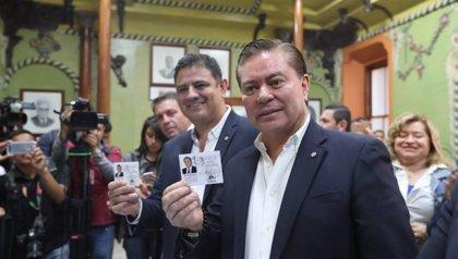 El Tribunal Supremo Electoral de Guatemala revoca la candidatura presidencial de Mario Estrada detenido en EEUU