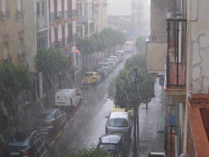 El tiempo en Extremadura para hoy jueves, 25 de abril de 2019