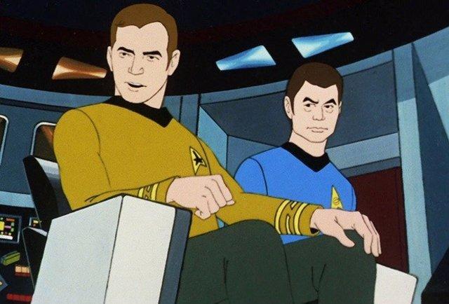 Nickelodeon prepara una nueva serie de animación de Star Trek