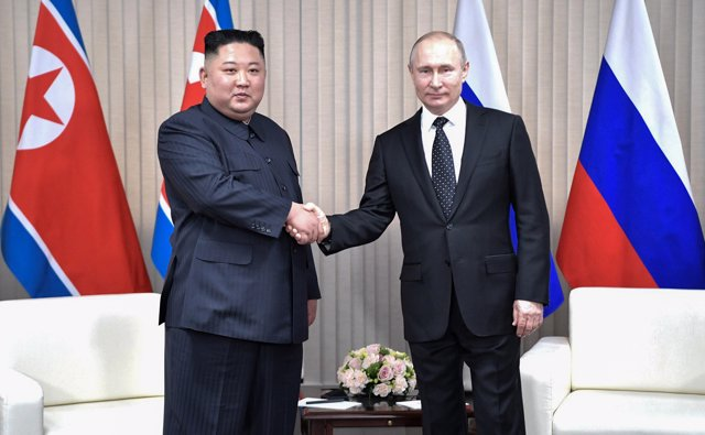 Kim-Putin summit in Russia