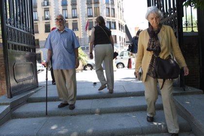 La pensión media de jubilación alcanza los 1.206,6 euros en abril