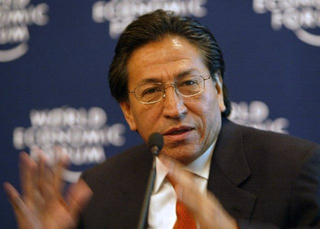 Perú.- Detenido en California el expresidente de Perú Alejandro Toledo en estado de embriaguez