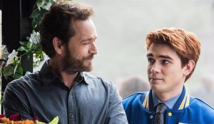 Así es la última escena de Luke Perry en Riverdale