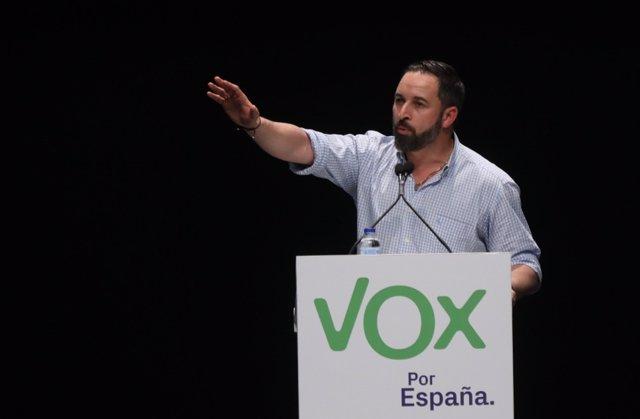 """28A.- Abascal: """"La reconquista ha empezado por el sur"""" tras el chispazo"""" de las autonómicas en las que se """"echó"""" al PSOE"""